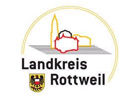Logo Landkreis Rottweil