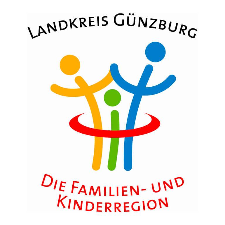 Landkreis Günzburg Logo
